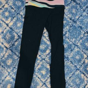 Ivivva leggings (reversible)
